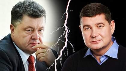 Откровения Онищенко: все компрометирующие Порошенко факты, которые обнародовал нардеп-беглец