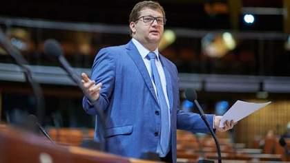 Поліція оштрафувала народного депутата за порушення правил дорожнього руху