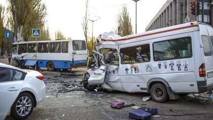 Нові подробиці страшної ДТП у Кривому Розі: які порушення знайшли в маршрутному таксі