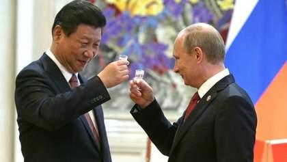 """Васал і його феодал, або Нерівноправний """"шлюб"""" Росії та Китаю"""