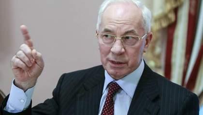 Азаров та поплічники заявили про повернення в Україну