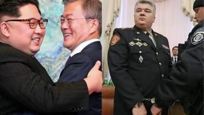Головні новини 27 квітня: зустріч лідерів КНДР та Південної Кореї, скандал із Бочковським