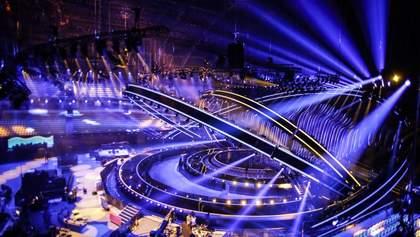 Євробачення-2018: з'явились фото головної сцени у вигляді корабля