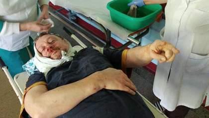 На Полтавщине жестоко избили соратника Саакашвили: у мужчины многочисленные переломы