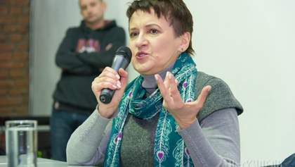 Украинцы накопили уникальный опыт молчания о катастрофах, – Забужко