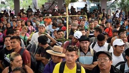США депортируют 57 тысяч мигрантов из Гондураса