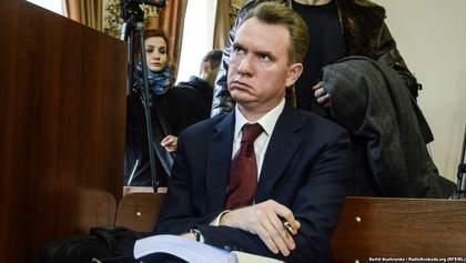САП повторно приостановила расследование против Охендовского