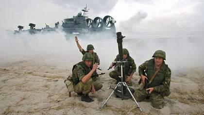 Российская угроза на море для Украины и Запада