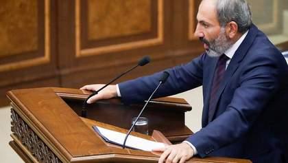 Никол Пашинян избран премьер-министром Армении