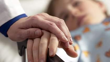 Лікарі ще не можуть поставити точний діагноз, – родич потерпілої в Черкасах дитини