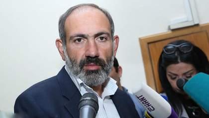 Новоизбранный премьер-министр Армении хочет встретиться с Путиным