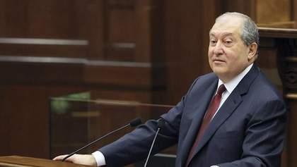 Ми показали, що ми можемо діяти цивілізовано, – президент Вірменії про протести у країні