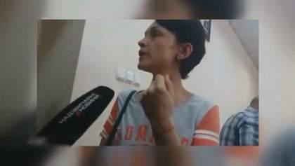 Нападение на Вербича: мать Лапинской прокомментировала решение суда