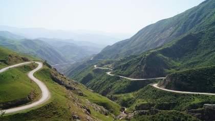 В Таджикистане произошло мощное землетрясение