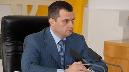 """Міністр-утікач Захарченко засвітився на пропагандистській акції """"Безсмертний полк"""" у Москві"""