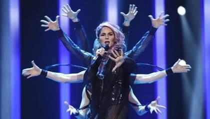 Під час виступу Словенії на Євробаченні 2018 зник звук: відео