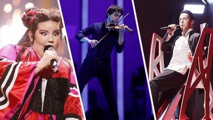 Фінал Євробачення 2018: фото виступів усіх учасників