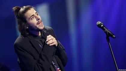 Сальвадор Собрал жорстко розкритикував пісню фаворитки Євробачення 2018