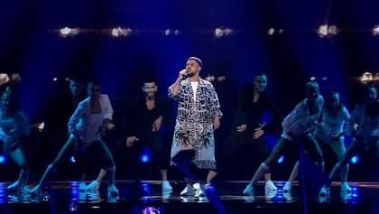 Внутри тревога зашкаливала, – Монатик поделился воспоминаниями о выступлении на Евровидении 2017