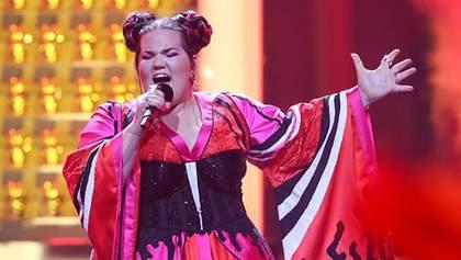 Чи сподобалась вам переможна пісня Нетти Барзілай на Євробаченні 2018?