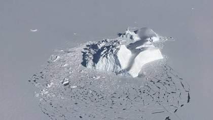 NASA завершила свою місію із дослідження руху арктичних льодовиків