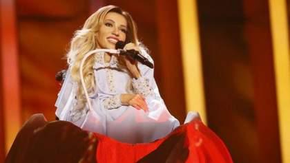 Россиянка Самойлова назвала виновных в своем провале на Евровидении-2018