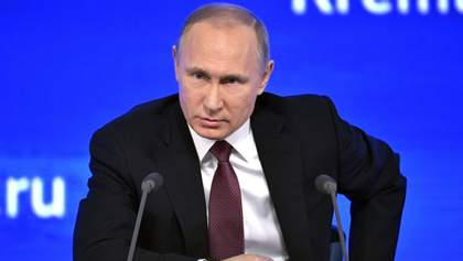 Путин с удивлением прокомментировал задержание Вышинского в Украине