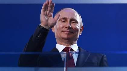 Карикатурист остроумно показал Путина-монарха