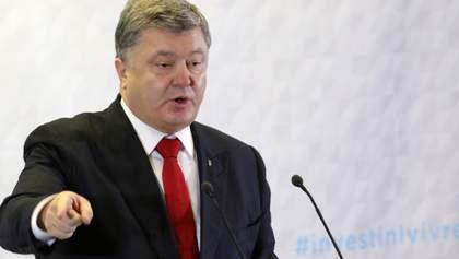 """ЗСУ не використовуватимуть """"Джавеліни"""" для ескалації конфлікту, – Порошенко"""