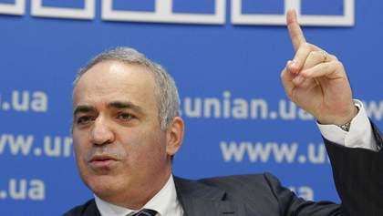 Каспаров: Инсценировку убийства Бабченко нельзя назвать неоправданной