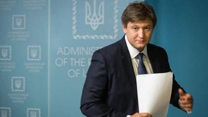 Данилюк отреагировал на представление Гройсмана относительно его увольнения