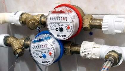ОСББ дозволили самостійно встановлювати лічильники тепла і води