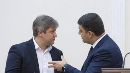 Пострадают ли украинцы от конфликта между Гройсманом и Данилюком