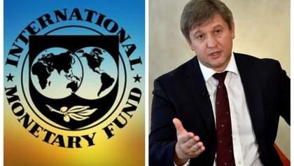МВФ отреагировал на отставку министра финансов Данилюка