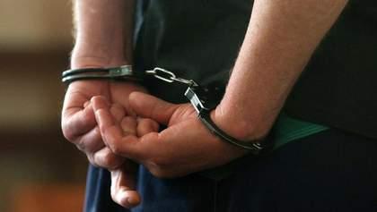 В Мелитополе задержали псевдо-работников СБУ, которые занимались рэкетом