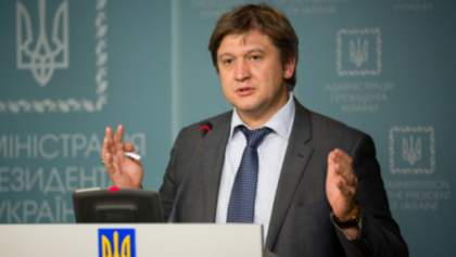 Данилюк был бы замечательным министром финансов в стране мажоритарных депутатов, – Шабунин
