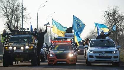 У Сербії зробили скандальну заяву про Автомайдан в Україні