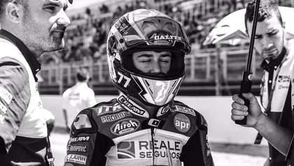 14-летний испанский мотогонщик скончался после ужасной аварии во время гонки