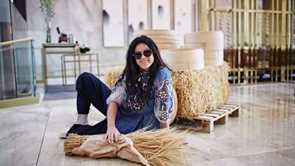 Руслана очаровала образом в вышиванке: фото