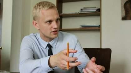 Шабунин рассказал, при каких условиях СБУ лишится права вмешиваться в экономические дела страны