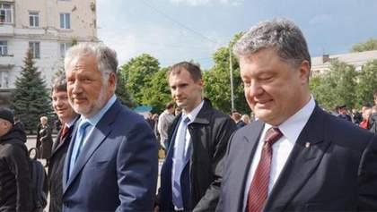 Жебрівський став аудитором НАБУ: що його пов'язує з Порошенком
