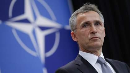 Нас непокоять інвестиції Росії у ядерну зброю, – генсек НАТО