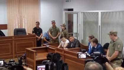 Савченко хотят взять на поруки 26 человек