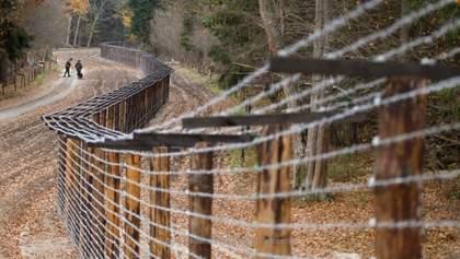 """У Польщі передумали будувати """"стіну"""" на кордоні з Україною"""