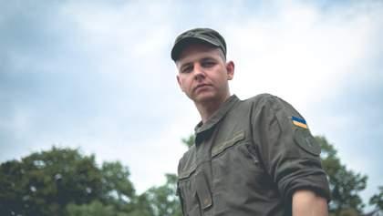 Доброволець з Донбасу: багато разів снився один і той самий сон про зруйнований Бахмут
