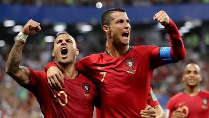 Иран и Португалия сыграли вничью на Чемпионате мира