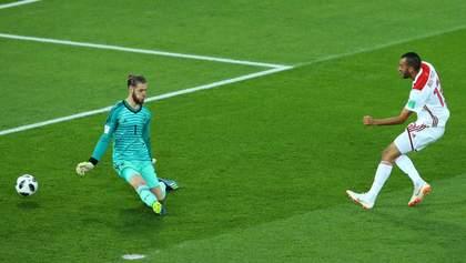 Испания – Марокко: видео голов и моментов матча