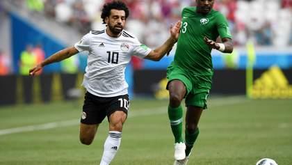 Саудовская Аравия неожиданно победила Египет, не забив в матче пенальти