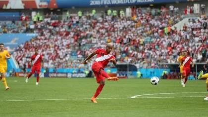 Австралія – Перу: відео голів та моментів матчу