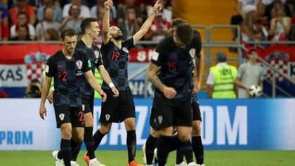 Хорватия обыграла Исландию и вышла в плей-офф с первого места